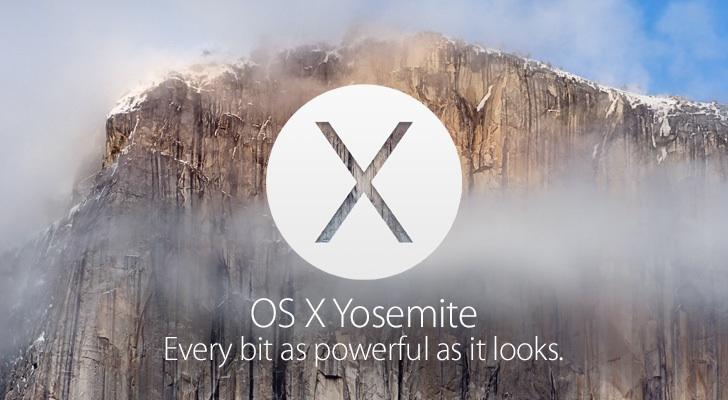 OSX Yosemit